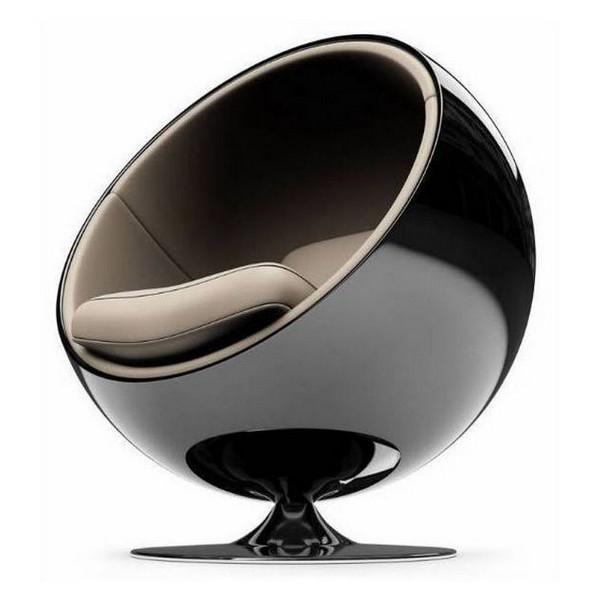 Кресло шар фото