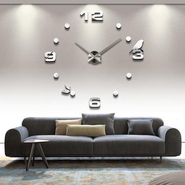 Оригинальные часы настенные