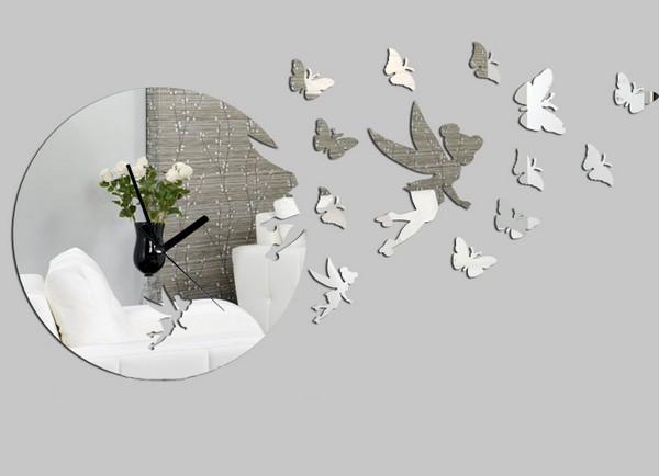 Креативный дизайн настенных часов фото