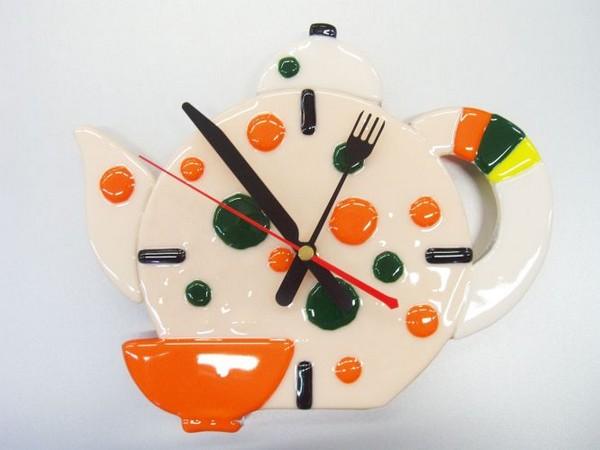 часы настенные оригинальные для кухни