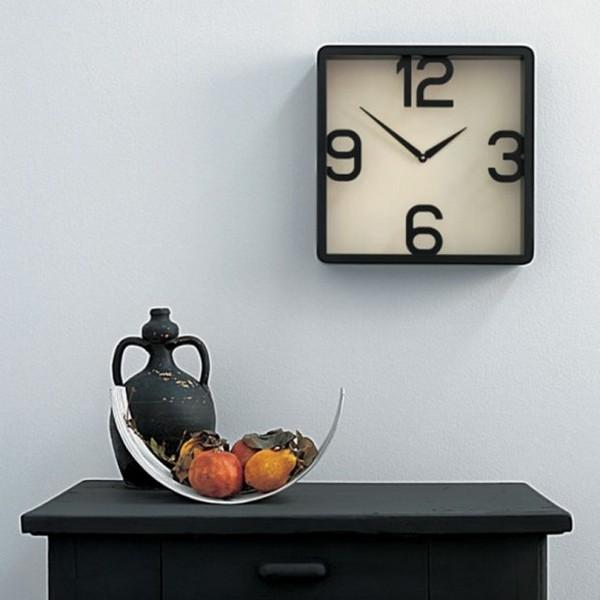 интересные часы настенные