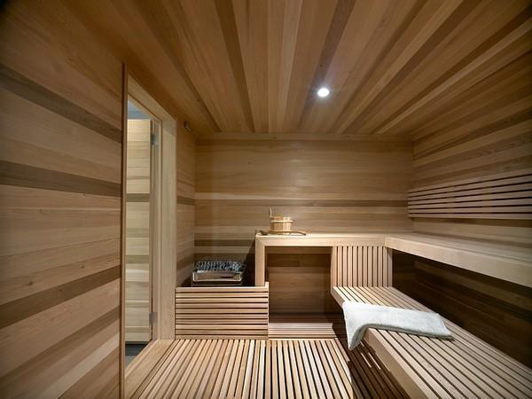 парная в бане дизайн