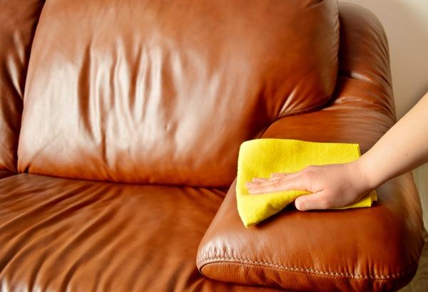 средство для чистки мебели из кожи