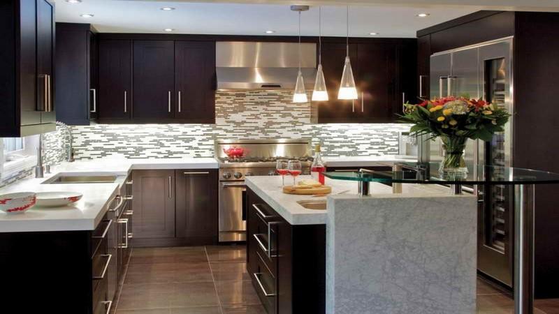 как сделать дизайн кухни самостоятельно