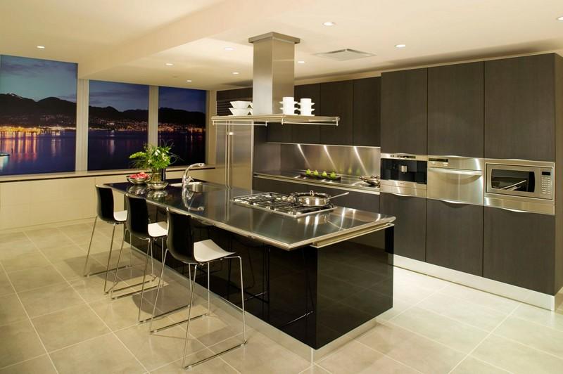 как сделать интерьер кухни своими руками фото