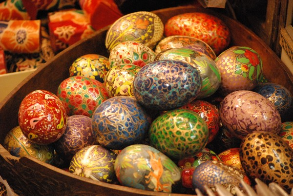роспись деревянных яиц фото