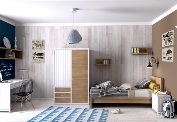 детская мебель в скандинавском стиле фото