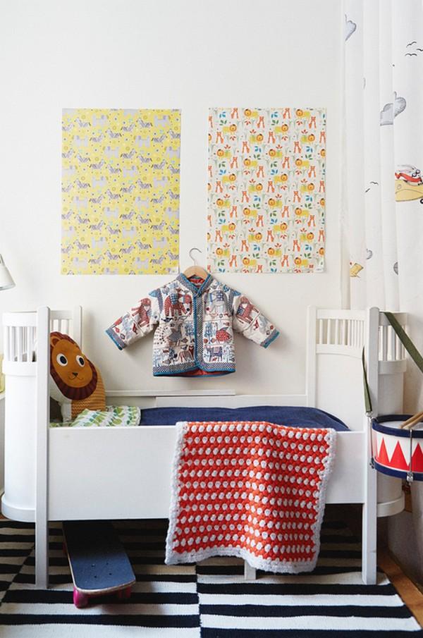 постеры для детской в скандинавском стиле