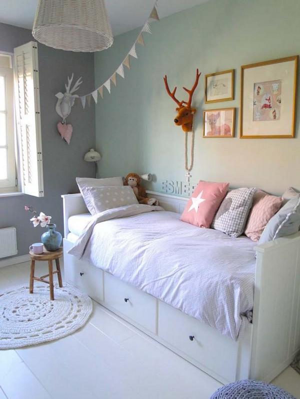 детские кровати в скандинавском стиле