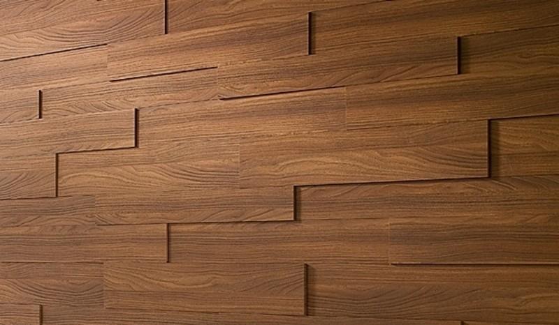 деревянные декоративные панели для стен фото