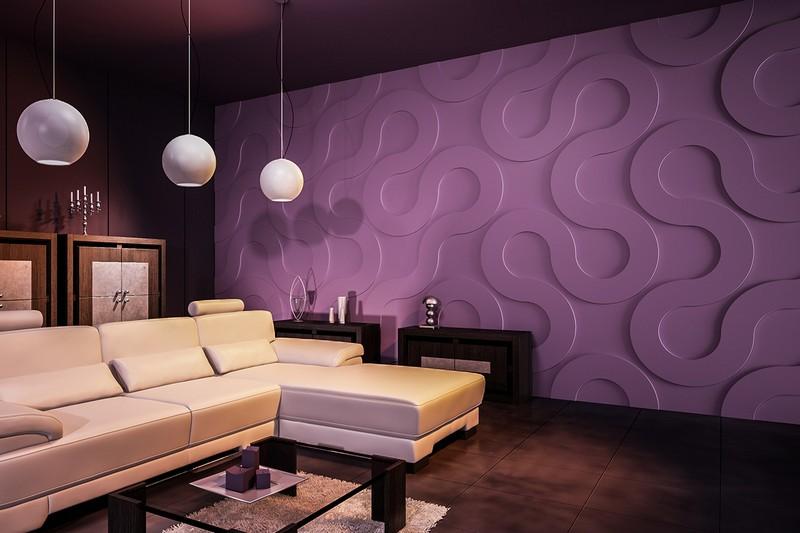 листовые декоративные панели для стен фото