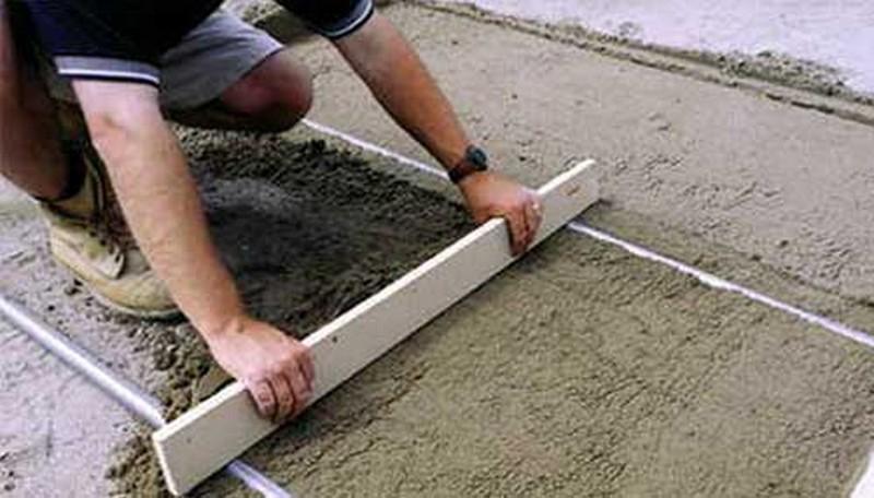 пошаговая инструкция укладки тротуарной плитки фото