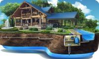 Водоснабжение частного дома: устройство и принцип работы