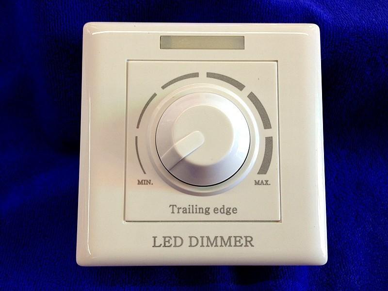 диммер для светодиодных ламп фото