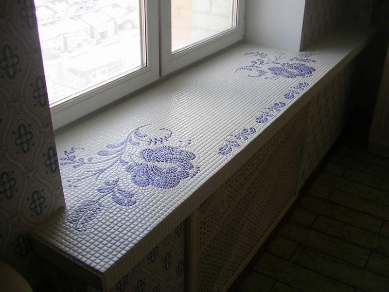Мебель из пластиковых подоконников своими руками 41