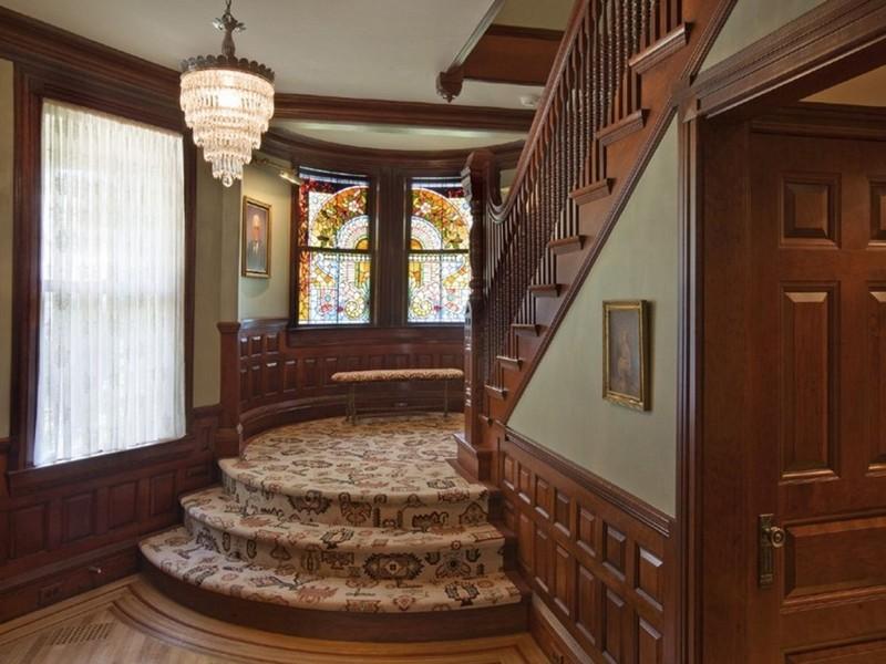 Викторианский стиль в интерьере дома