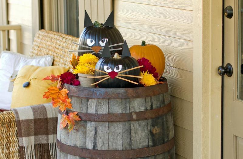 Идеи декора на Хэллоуин