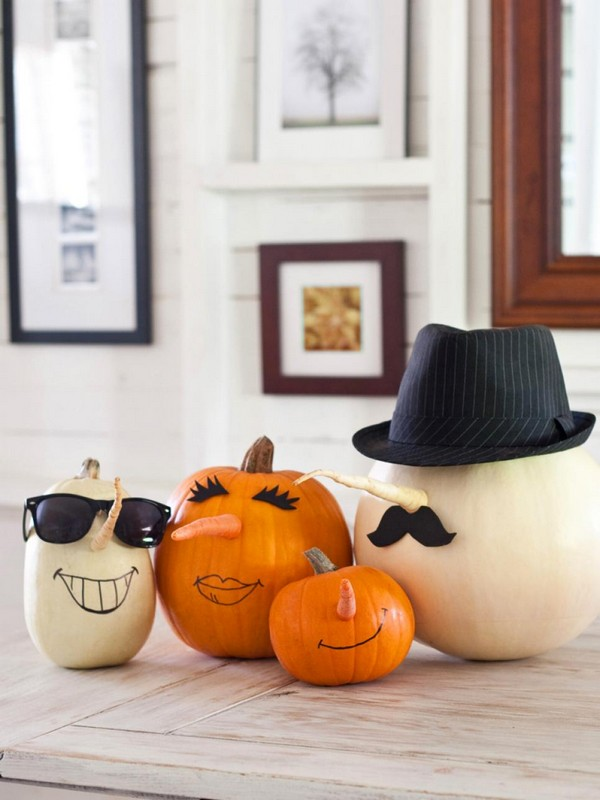 Идеи декора на Хэллоуин фото