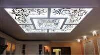 Витражный потолок: разновидности, преимущества, монтаж своими руками