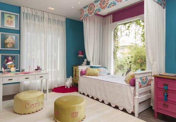 Подростковые кровати в интерьере