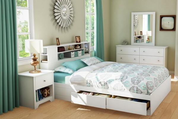 Современная подростковая кровать