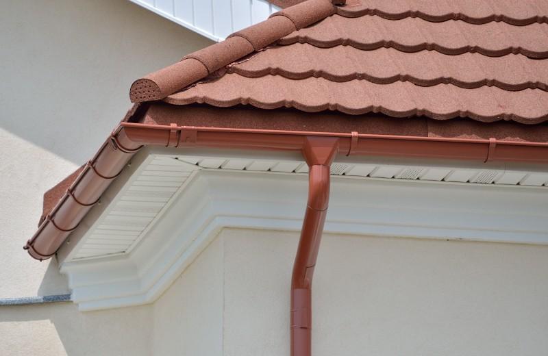 водоотливы для крыши фото