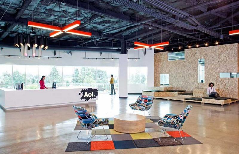 Стили интерьера современного офиса