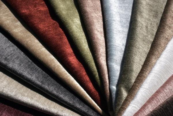 Мебельные ткани велюр