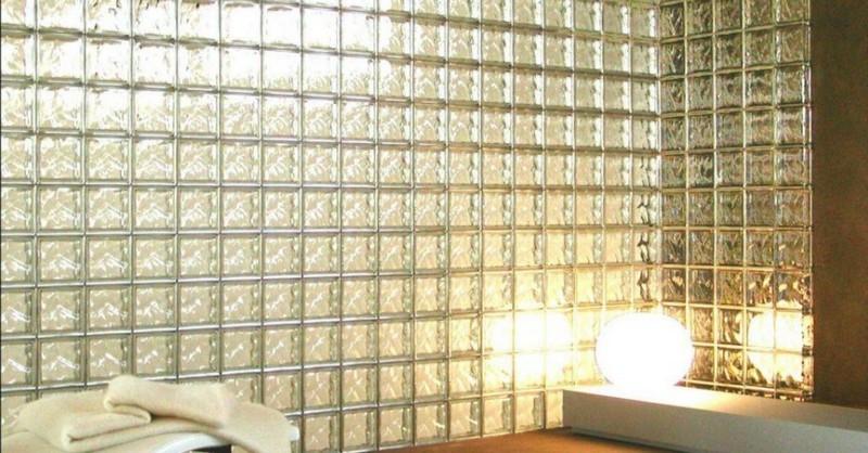 как самому сделать стеклянную стену с подсветкой фото