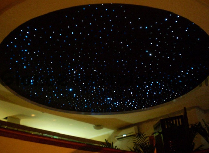 Потолок звездное небо оптоволокно