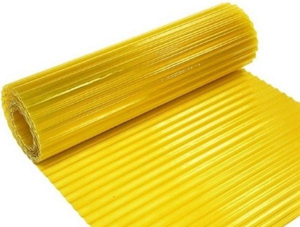 Прозрачный желтый шифер фото