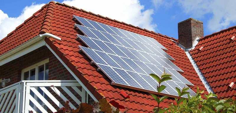 Солнечные батареи для дома и дачи