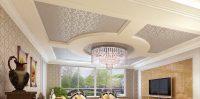 Декор потолка: различные способы декора