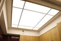 Как сделать светящийся натяжной потолок