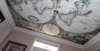 Тканевый потолок: сравниваем с пленочным